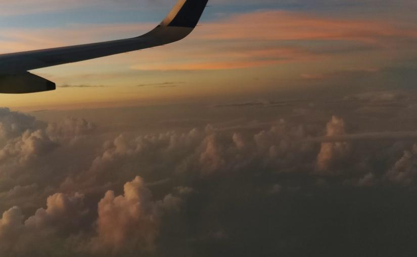 I wish I could fly…